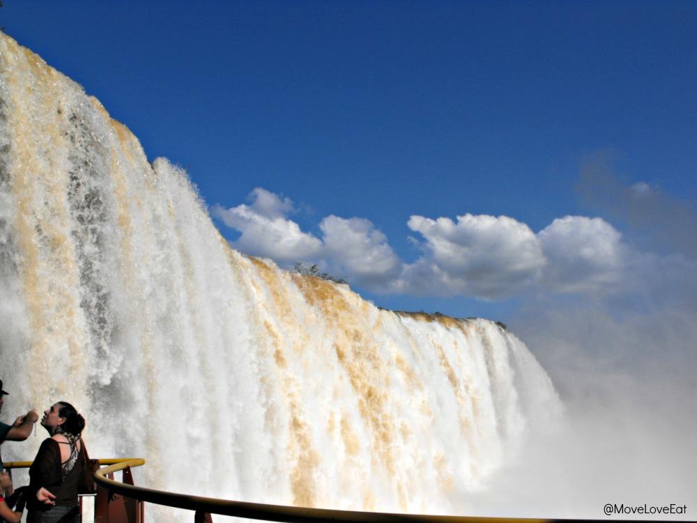 Igauzu Falls Argentina - Wanderlust Travel Tag