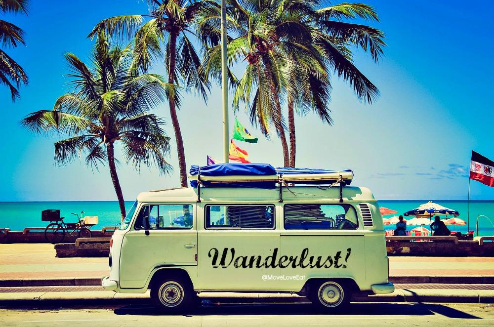Wanderlust Travel Tag