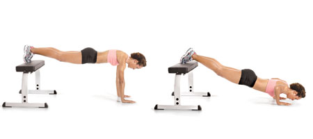 Image result for decline push up
