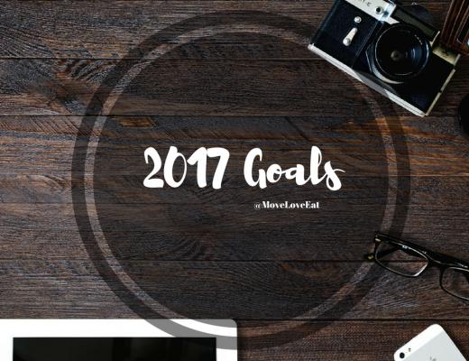 2017 Goals