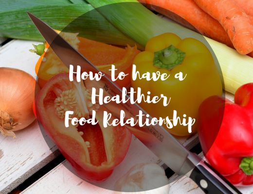 Have a Healthier Food Relationship